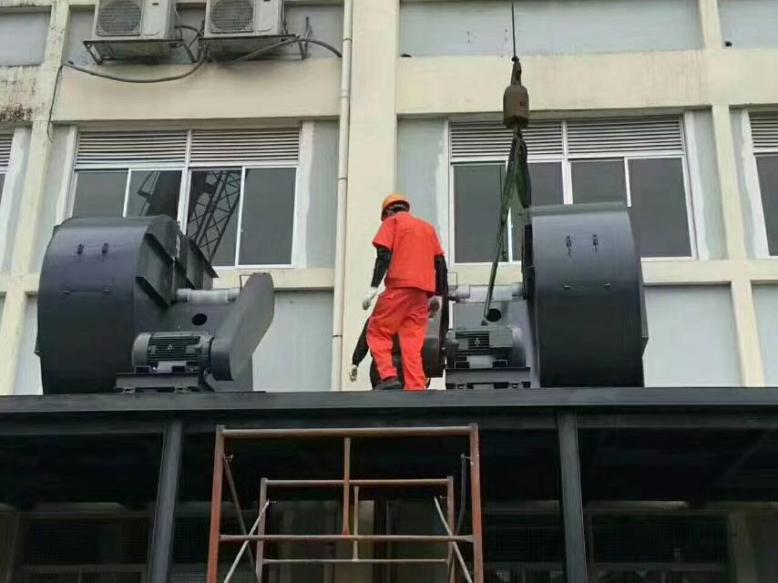 重庆某化工设备公司